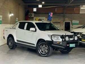 2014 Holden Colorado LS RG Auto 4x4 MY15 Blacktown Blacktown Area Preview