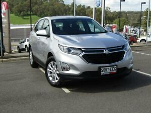2018 Holden Equinox EQ MY18 LS FWD Silver 6 Speed Sports Automatic Wagon