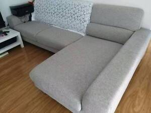 Fantastic Lshaped lounge for sale!!!! 5 seats Meadowbank Ryde Area Preview