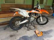 2016 KTM 450 SX-F Kuluin Maroochydore Area Preview