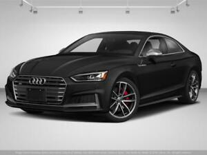 2019 Audi S5 Coupe Progressiv
