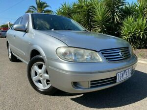 2005 Nissan Pulsar N16 MY04 ST-L Silver 4 Speed Automatic Sedan Hoppers Crossing Wyndham Area Preview