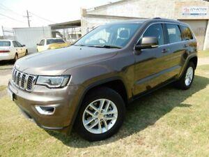 2017 Jeep Grand Cherokee WK MY17 Laredo Brown 8 Speed Sports Automatic Wagon Moorabbin Kingston Area Preview