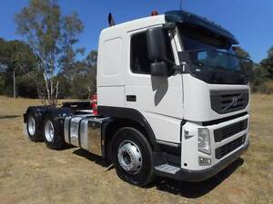 Volvo FM13 Primemover South Guildford Swan Area Preview