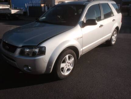 Ford Territory TX 2004 ALL WHEEL DRIVE WAGON Woy Woy Gosford Area Preview