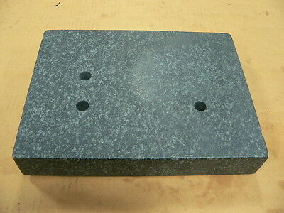 Granite Surface Plate For Transfer Stand 12 X 9 X 2.25 True-stone Corporation
