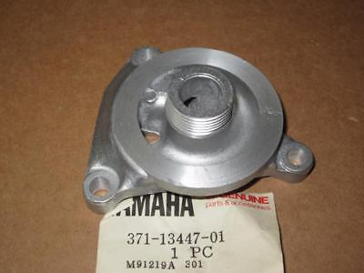 YAMAHA NOS - OIL ELEMENT COVER - TX500 - XS500 - 371-13447-01
