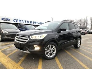 2018 Ford Escape SEL 4WD|SUNROOF|NAVIGATION|HEATED SEATS|CRUISE