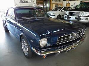 1965 Ford Mustang Coupe Perth Northern Midlands Preview