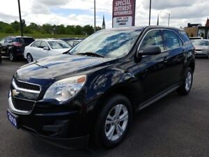2010 Chevrolet Equinox LS LS !! CLEAN CAR-PROOF ACCIDENT FREE...