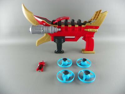 Power Rangers Super Megaforce Super Mega Cannon Gun Blaster Cosplay Complete (Power Rangers Mega Blaster)