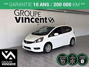 2014 Honda Fit Sport**GARANTIE 10 ANS**