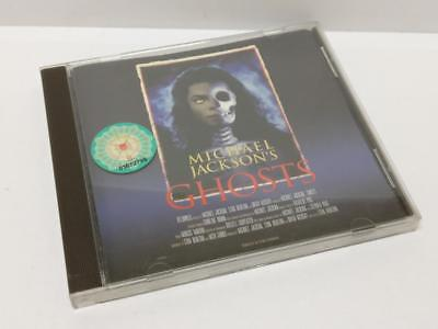 LK888 Michael Jackson Ghosts 1996 Rare Asia VCD Video CD (2007) (CD601)