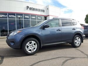 2014 Toyota RAV4 LE with Upgrade Package