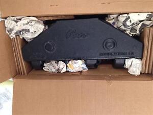 OSCO Exhaust Manifold, Mfg# 18-1998-1, Crusader BARR FM-1-83, NEW IN BOX!!!!