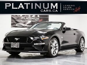 2019 Ford Mustang GT PREMIUM CONVERTlB
