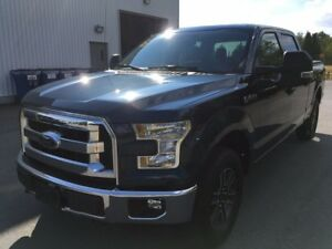 2016 Ford F-150 XLT FX4 Off ROAD FX4 5.0 LITRES