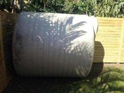 5000 LTR EGR poly water tank Ascot Brisbane North East Preview