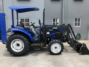 Lovol M604 ROPS Tractor 60HP Diesel 4WD Molendinar Gold Coast City Preview