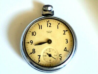 Smith's Empire Pocket Watch Spares Or Repair