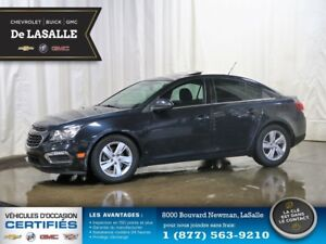 2015 Chevrolet Cruze Diesel Leather, Navi..Owned Once, No Storie