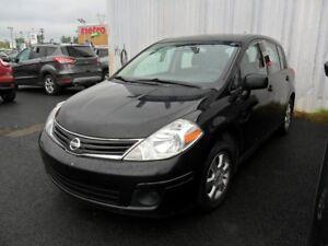 2012 Nissan Versa SL**GARANTIE 10 ANS**