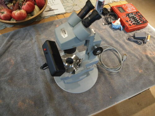 GIA GEM Diamond Grader Microscope  10X, 30X