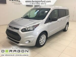 2015 Ford Transit Connect wagon XLT 7 PASSAGERS 2.5L CAMERA FOG