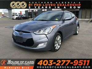 2017 Hyundai Veloster Base / Back Up Cam / Bluetooth