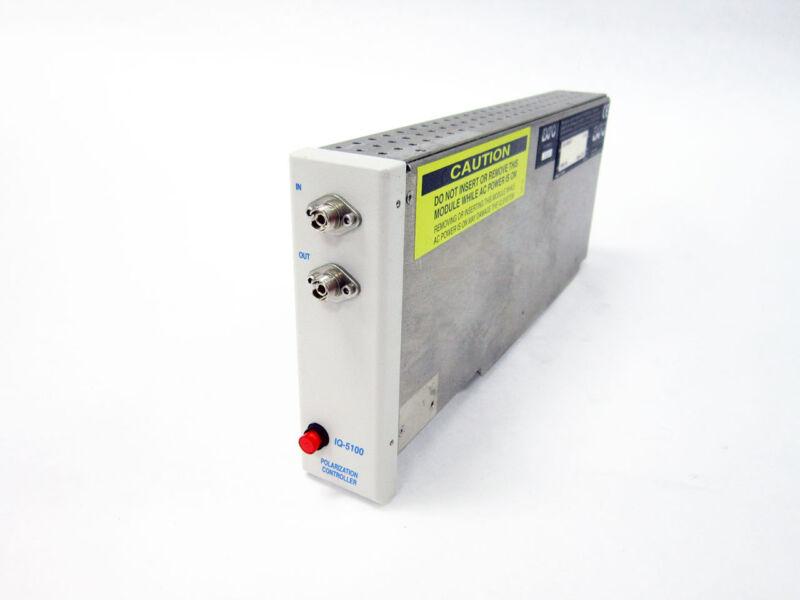 EXFO IQ-5100 POLARIZATION CONTROLLER SCRAMBLER IQ-5101B-58
