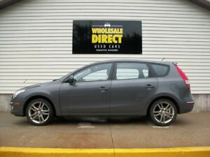 2009 Hyundai Elantra MANUAL SHIFT HATCHBACK