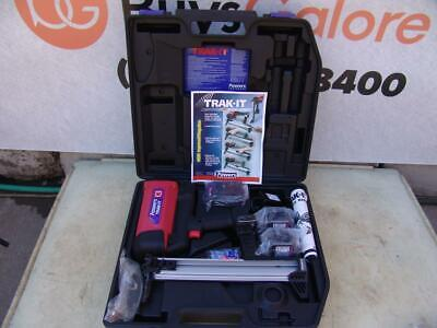Powers 55011 Trak-it C3 High Performance Gas Fastening System New In Box