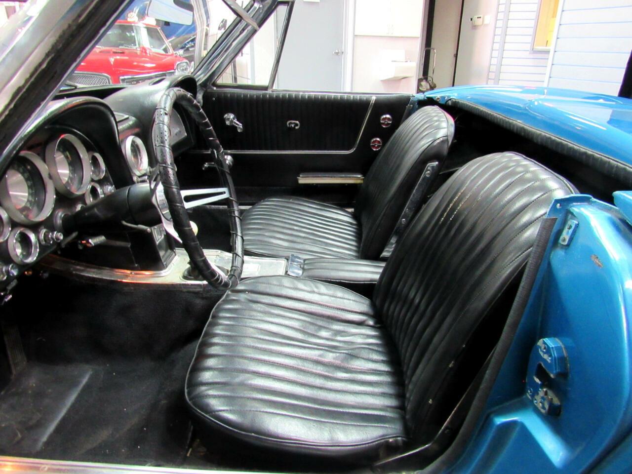 1963 Blue Chevrolet Corvette   | C2 Corvette Photo 8