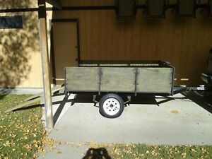 Hunting / Utility Trailer