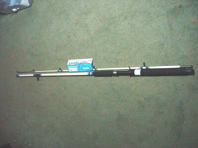 ZEBCO SW/SPORT SALTWATER PROTECTED 8' 2PC MED/HEAVY ACTION CASTING ROD