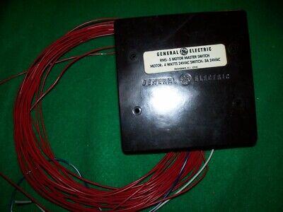 Ge Rms-5motor Master Switch Vintage