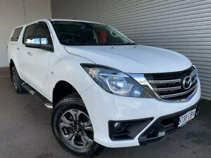 2019 Mazda BT-50 UR XTR White Sports Automatic Utility Pooraka Salisbury Area Preview
