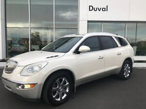 2010 Buick Enclave CXL1 AWD - 7 passagers