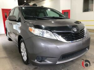 2013 Toyota Sienna LE 3.5L V6- AWD- 7 PASSAGERS- HITCH- CAMÉRA-!