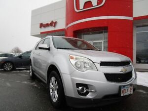 2011 Chevrolet Equinox 2LT w/power driver seat, backup cam LOCAL