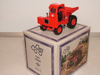 NZG No 644 is the model of the O K AS 600 Vintage dumper
