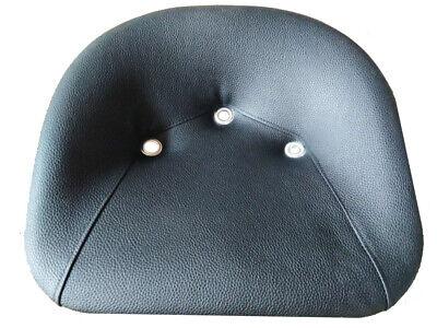 Universal Pan Seat Black.