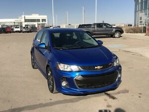 2017 Chevrolet Sonic LT - RS