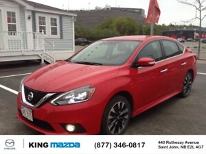 2017 Nissan Sentra SR- $152 B/W TURBO w/ 6 SPEED..HOT CAR IN A H
