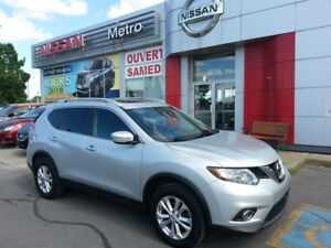 2015 Nissan Rogue SV AWD 4X4 TOIT PANO ROOF