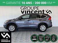 2016 Honda CR-V LX **GARANTIE 10 ANS**