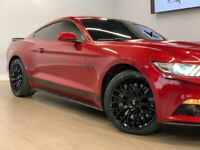 Miniature 5 Voiture Américaine d'occasion Ford Mustang 2015