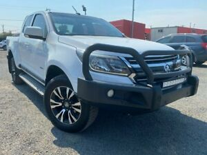 2018 Holden Colorado RG MY18 LS (4x2) White 6 Speed Automatic Cab Chassis Hoppers Crossing Wyndham Area Preview