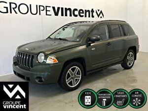 2009 Jeep Compass NORTH ÉDITION 4X4 **AUTOMATIQUE**