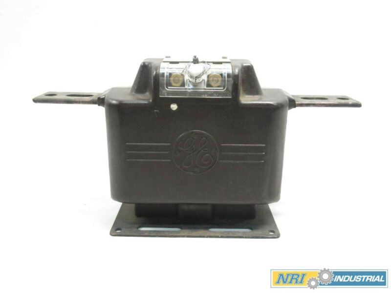 General Electric Ge CM-5 500:5a Amp Current Transformer